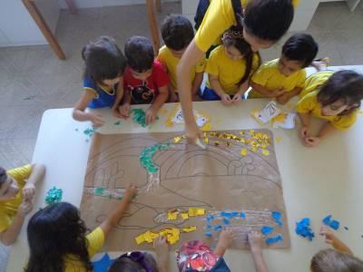O papel da arte na educação